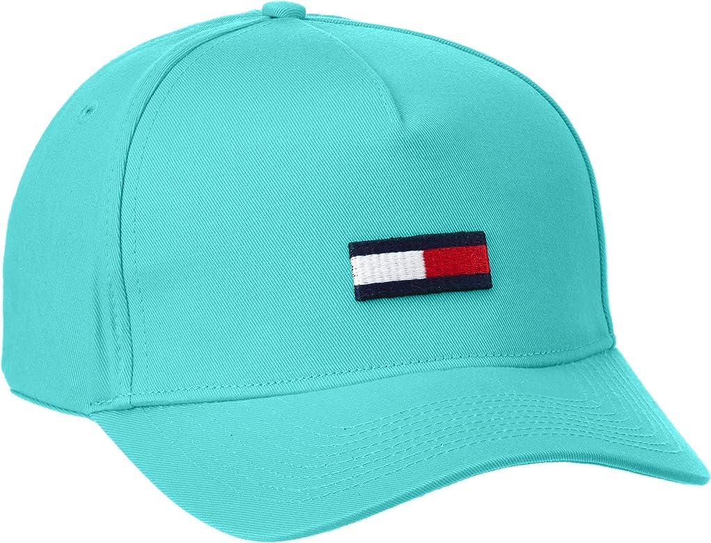 Tommy Hilfiger Thdm Flag 11-Gorra de béisbol, Hombre, Verde ...
