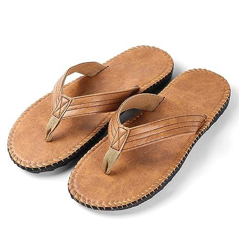 73bcbeea8db3b4 Aerusi SOY010044 Rio Groove Comfortable Wear Outdoor Sandal Flip Flops