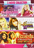 Disney 3 Movie Collection (Sharpay's Fabulous Adventure [2011] / Hannah Montana: The Movie [2009] / Wizards of Waverley Place: The Movie [2009] [DVD]