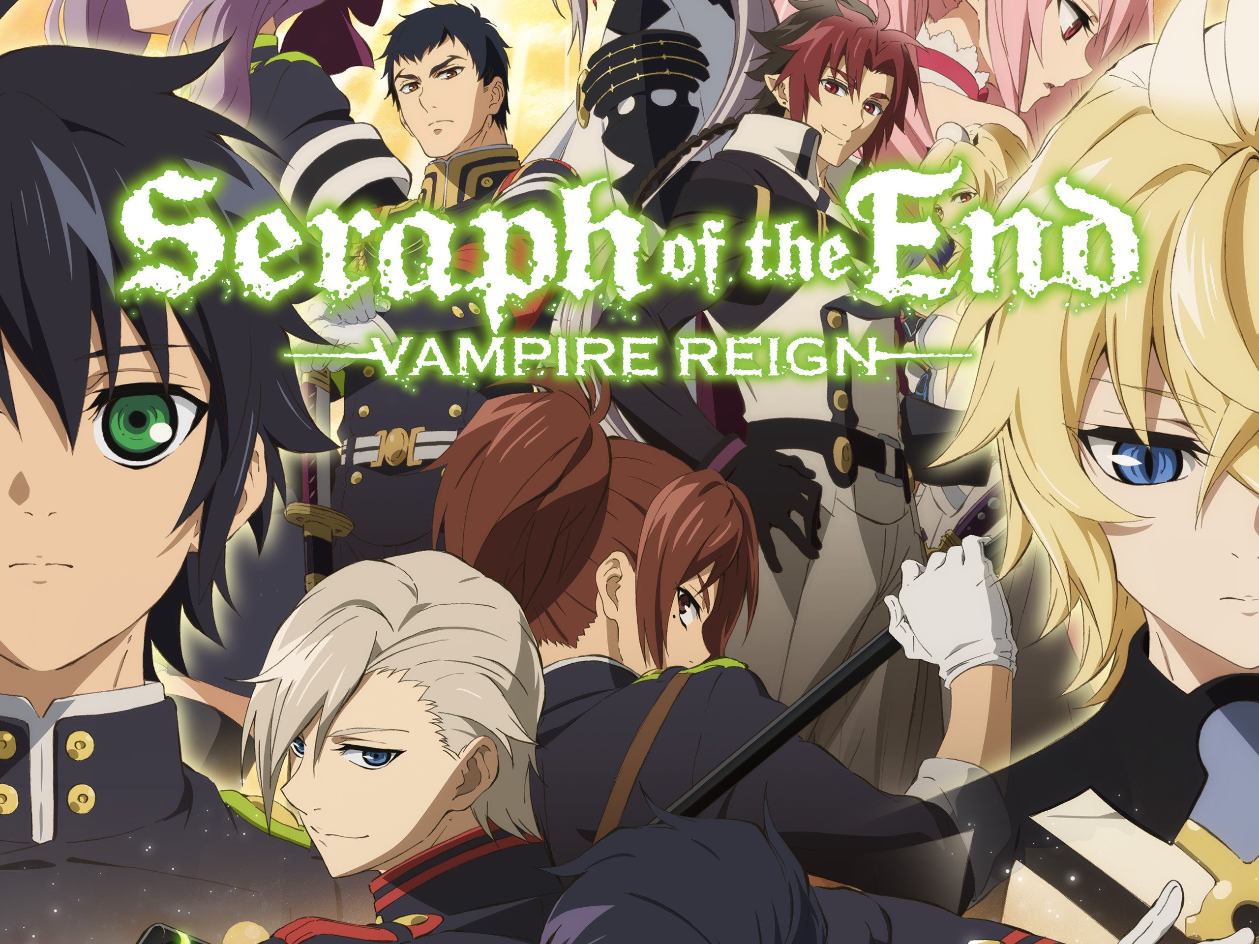 seraph of the end vampire reign season 2 episode 1