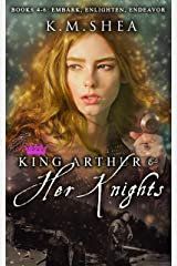 King Arthurs and Her Knights: (Books 4, 5, and 6) Kindle Edition