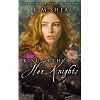 King Arthurs and Her Knights: (Books 4, 5, and 6) (English Edition)