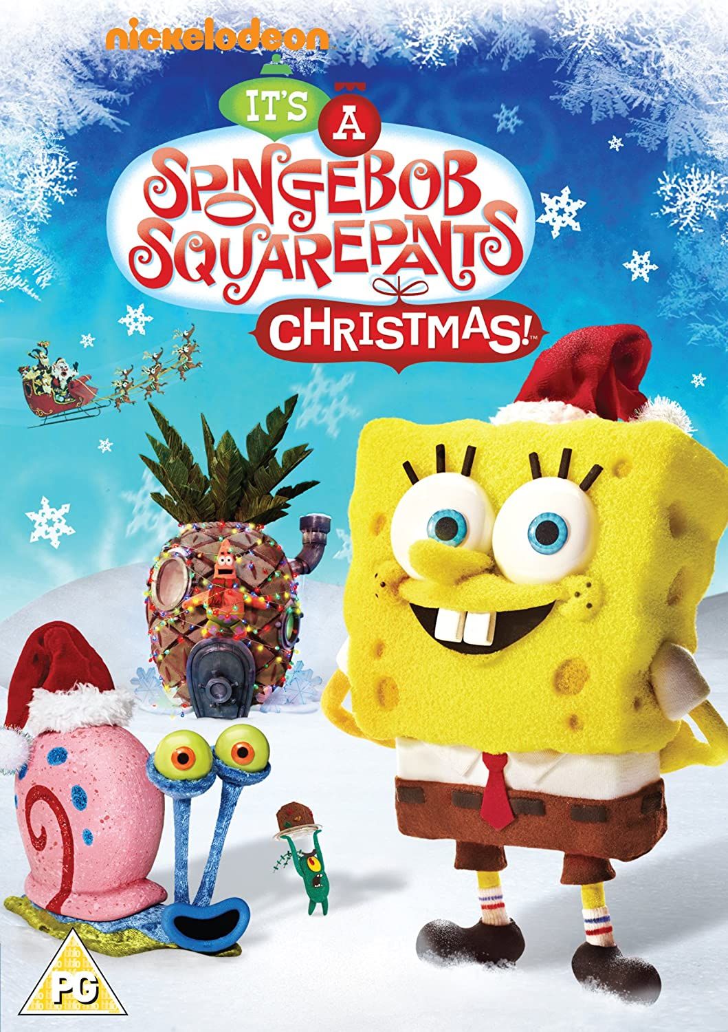 spongebob squarepants ultimate box set dvd amazon co uk dvd