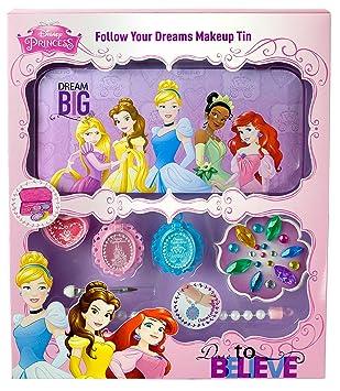 Markwins Disney Prinzessinnen Geschenk Set In Metall Dose Mit