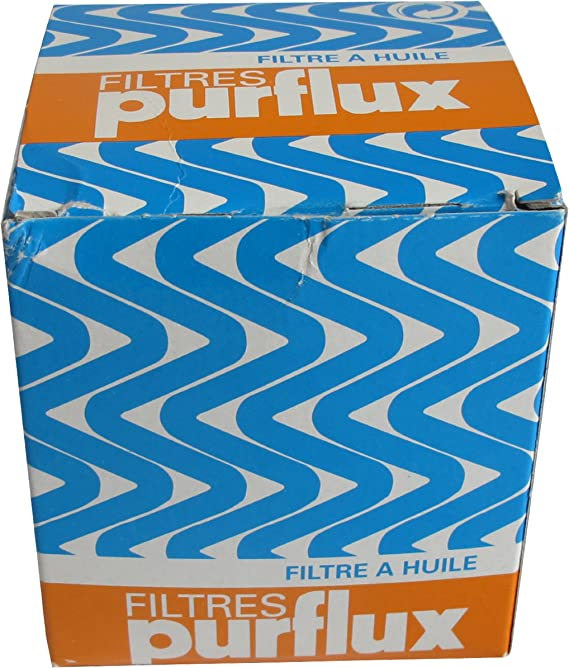 Purflux L358a Ölfilter Anzahl 1 Auto