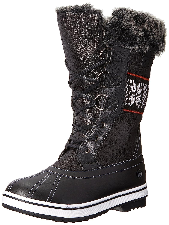 Northside Women's Bishop Snow Boot B00BCX4Z32 9 B(M) US|Black