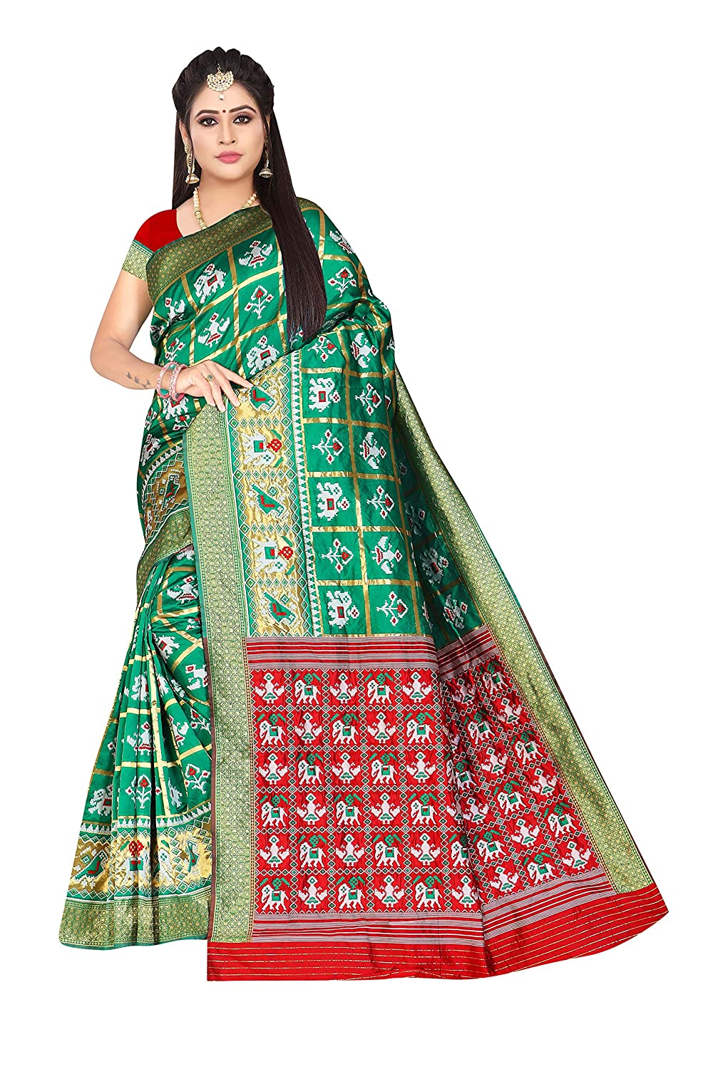 Top 3 Best Patola Silk Saree in India