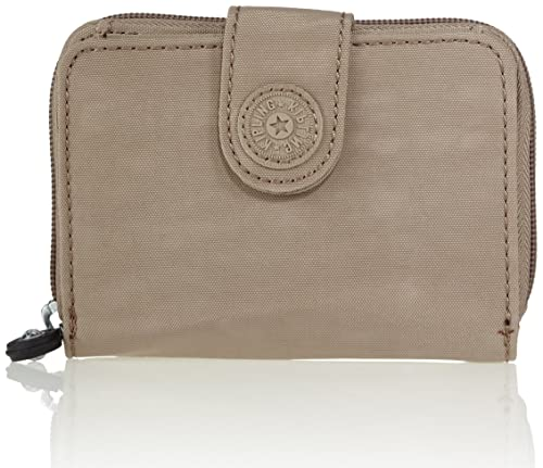 Kipling - New Money, Carteras Mujer, Grau (Warm Grey), One Size: Amazon.es: Zapatos y complementos