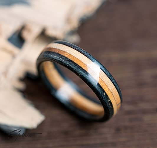 Image Unavailable. Image not available for. Colour  Recycled Skateboard Ring  ... 31e3685cd17