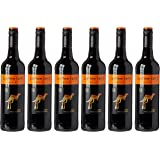 [yellow tail] Merlot Wine, 75 cl (Case of 6)