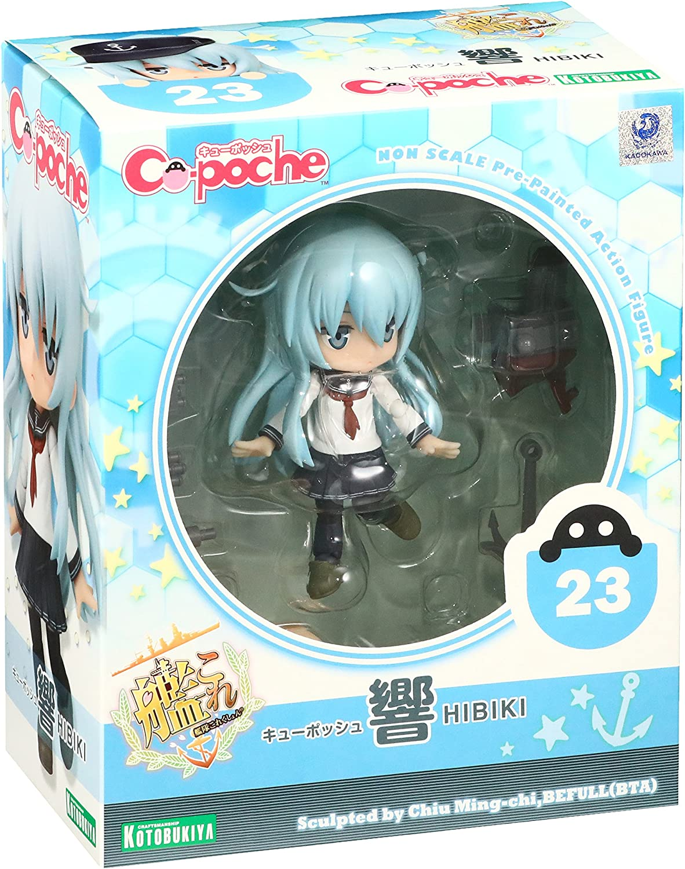 Kan Colle 5/'/' Hibiki Cu Poche Kotobukiya Figure NEW