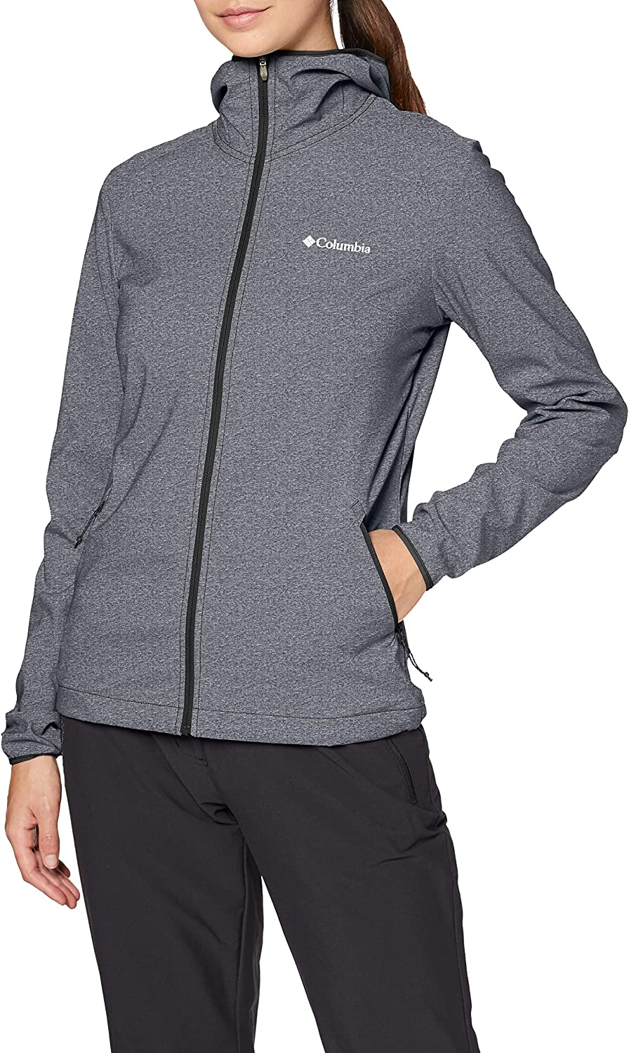 Columbia Heather Canyon Mujer Chaqueta Softshell