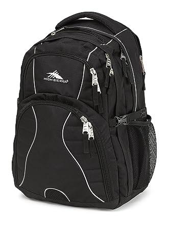 23b281ee773e High Sierra Swerve Laptop Backpack