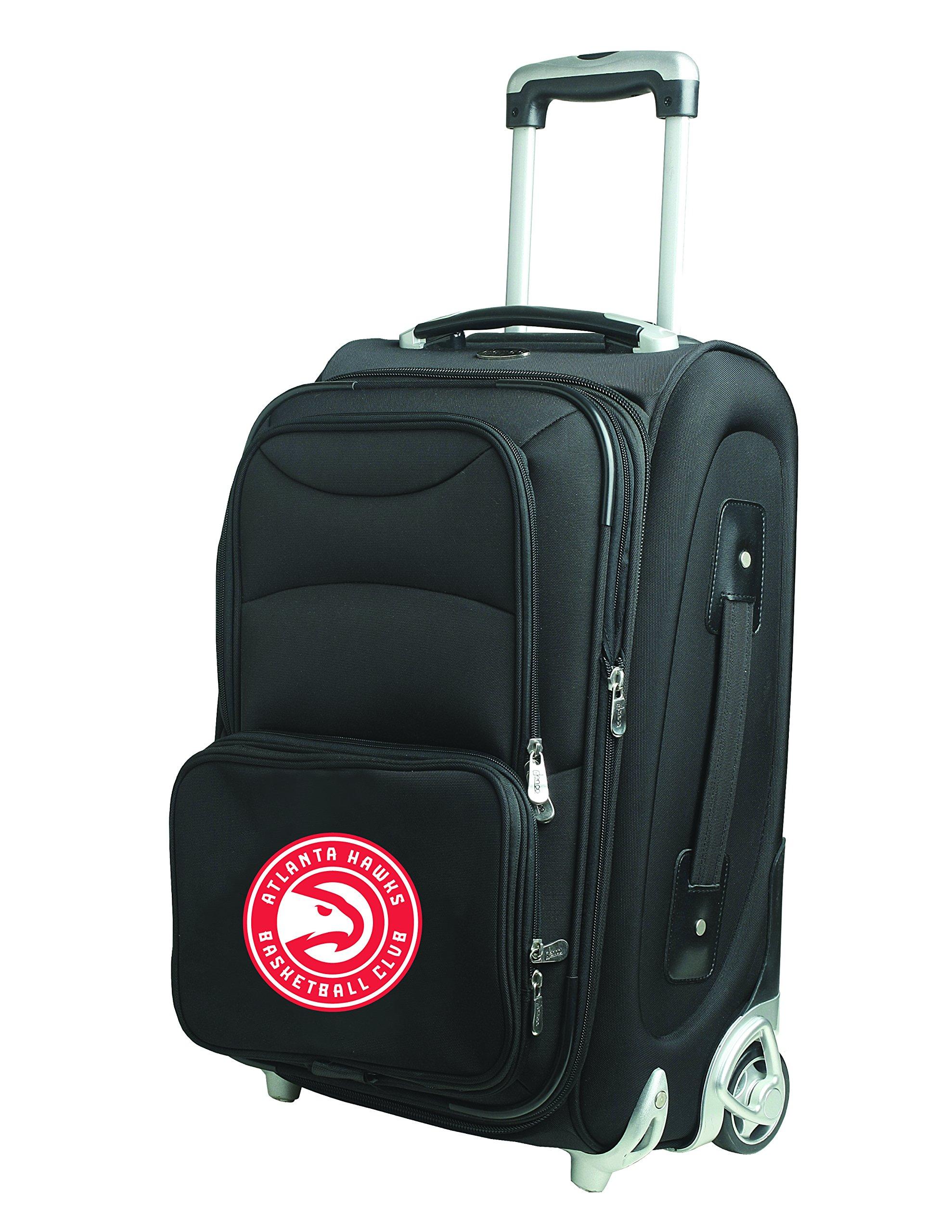 Denco NBA Atlanta Hawks 21-Inch Carry-On