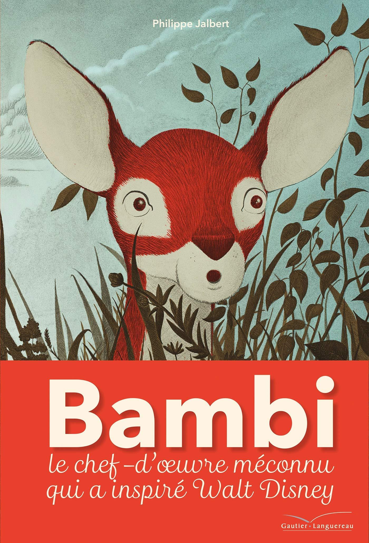 Bambi : une vie dans les bois / de Philippe Jalbert | Jalbert, Philippe (1971-....)