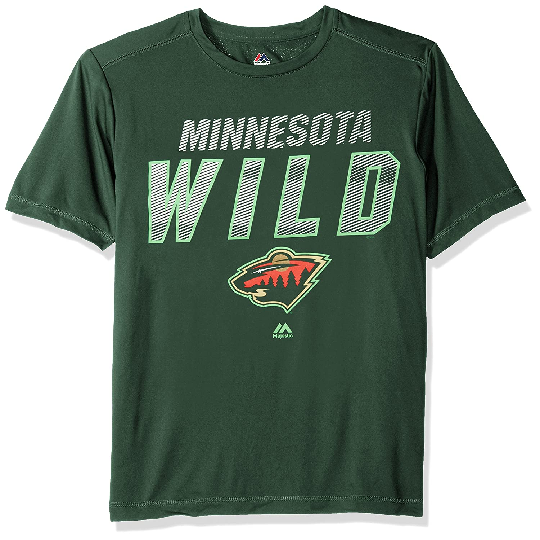 Amazon.com   VF LSG NHL Men s Senators Charging Short Sleeve Synthetic Tee    Sports   Outdoors cdf6fb2e4