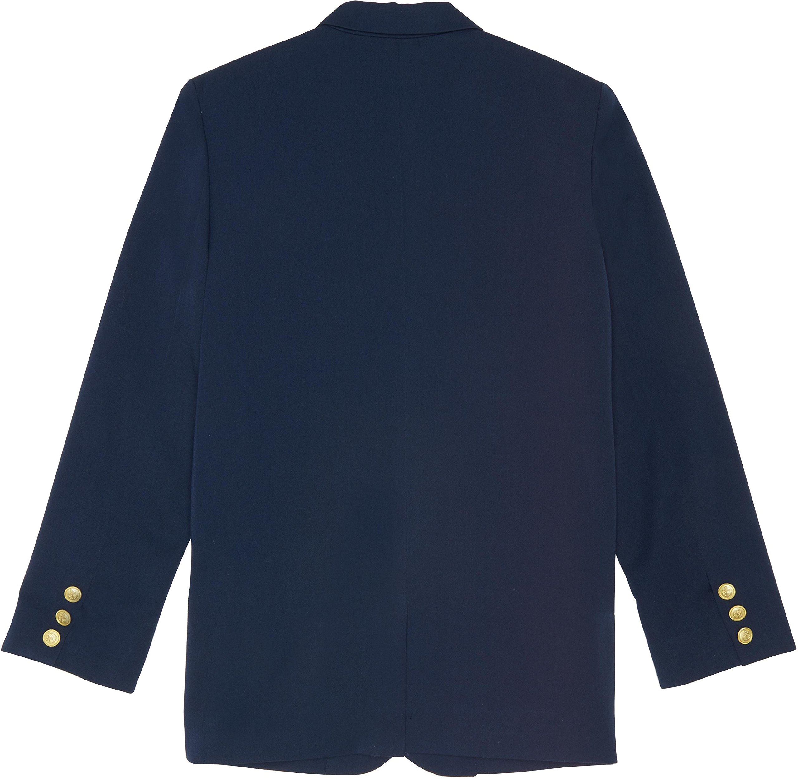 French Toast School Uniform Boys Classic School Blazer, Navy, 10 by French Toast (Image #2)