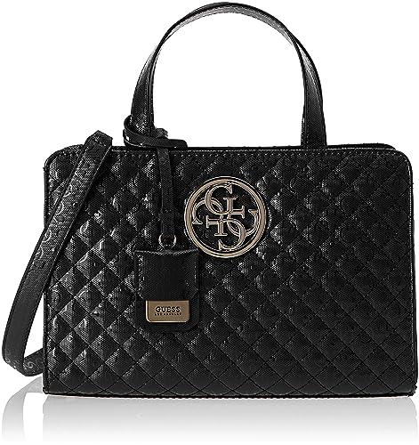 Image Unavailable. Image not available for. Colour  Guess Gioia, Women s  Shoulder Bag, Black (Black Bla), 30x20x14 cm 541db17179