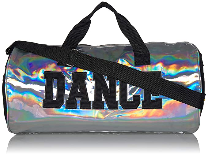 Amazon.com: Bolsa de danza holográfica: Clothing
