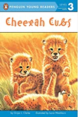 Cheetah Cubs (Penguin Young Readers, Level 3) Paperback