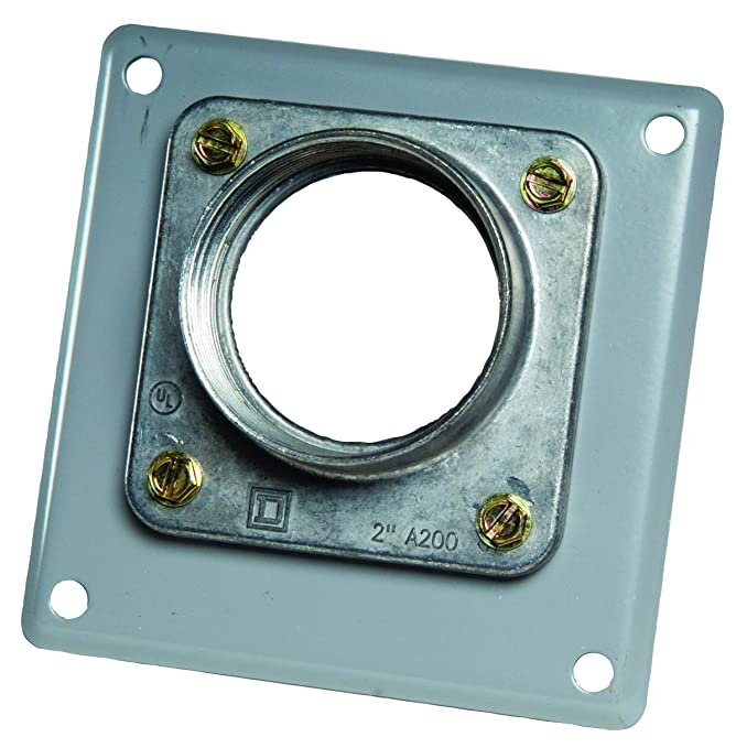 Square D by Schneider Electric A200L 2 -Inch Hub for A-L Openings for Square D Devices with A-L Openings
