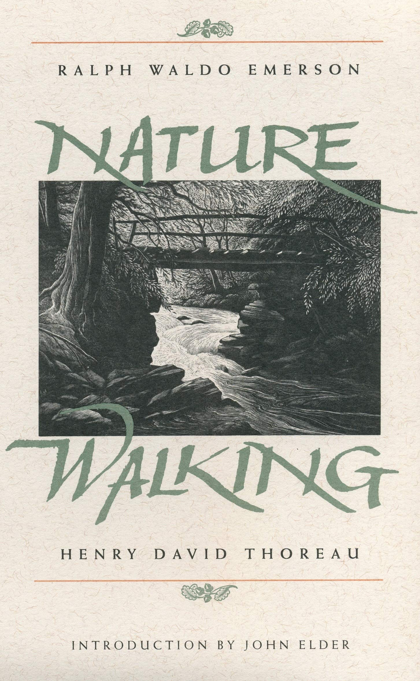 Nature Walking (The Concord Library) ebook