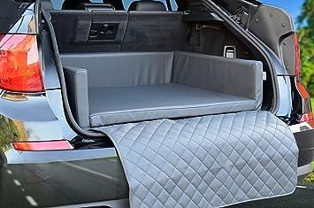 mypado® TravelMat Basic Cama de perro para el maletero del coche, estándar, piel sintética, varios tamaños y colores (personalizable): Amazon.es: Productos ...