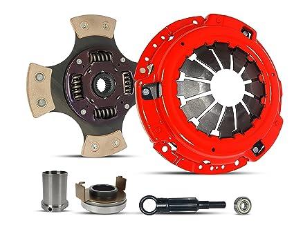 Amazon com: Clutch Kit With Sleeve Repair Works With Subaru