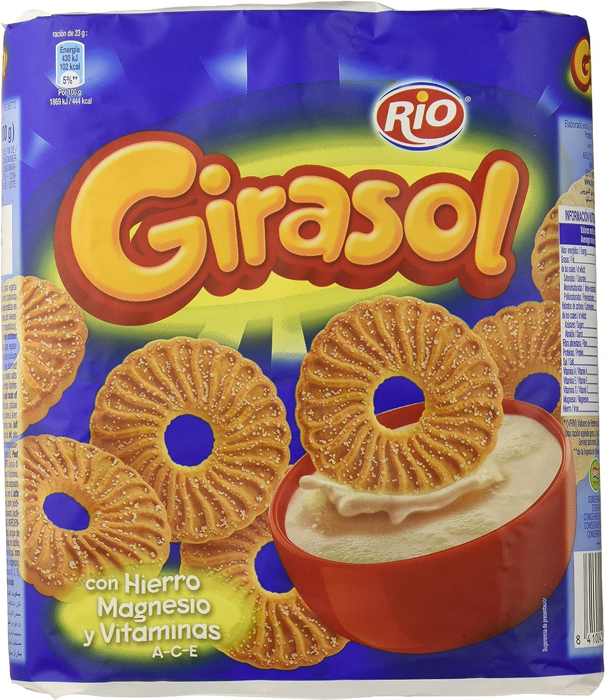 Rio Galletas Girasol - 600 gr: Amazon.es: Alimentación y bebidas