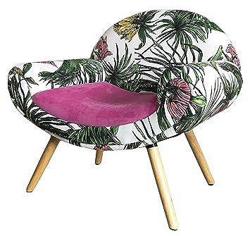 Maxioccasions Sessel Mit Polster Jungle Eingangsbereich Wohnzimmer
