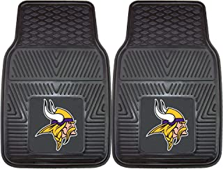 product image for FANMATS - 8775 NFL Minnesota Vikings Vinyl Heavy Duty Car Mat