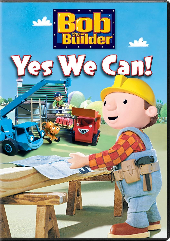 Bob the builder live online dvd rental - Amazon Com Bob The Builder Yes We Can Lachele Carl William Dufris Lorelei King Maria Darling Sonya Leite Alan Marriott Colin Mcfarlane