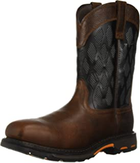 57f0ccf9ab6 Amazon.com | Ariat Men's Workhog Venttek Matrix Construction Boot ...