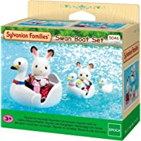 SYLVANIAN FAMILIES- Swan Boat Set Mini muñecas