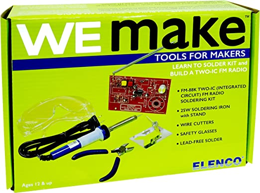 Official Make Your Own Radio Kit