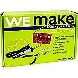 WEmake FM Radio Soldering Kit with Tools