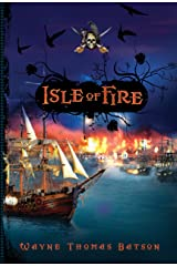 Isle of Fire (Pirate Adventures) Kindle Edition