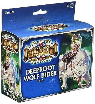 Super Dungeon Explore V2 - Deeproot Wolf Rider - English ...