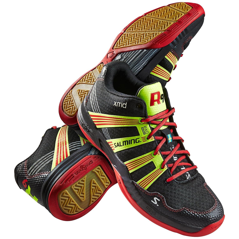 Salming Race R9 Mid 3.0 Mens Court Shoes 9.5 UK US Shoe Size 10.5 US
