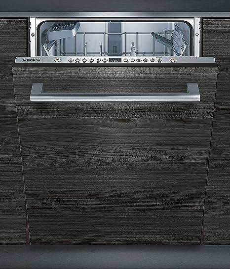 Siemens iQ300 SX636X01CE lavavajilla Totalmente integrado 13 ...