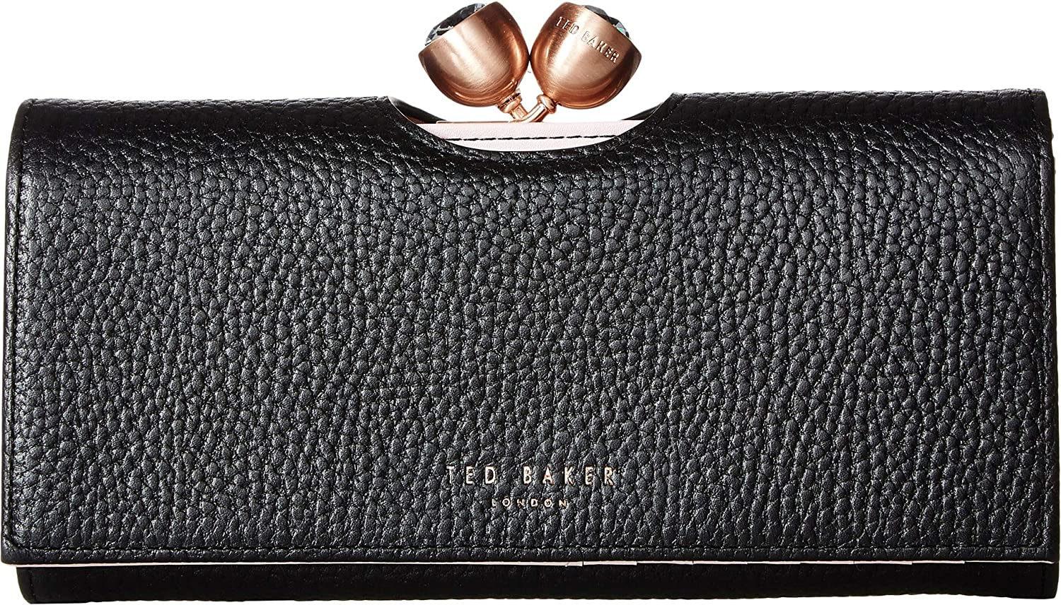 7eef8e0d84 Ted Baker Muscovy Wallet black: Amazon.co.uk: Luggage