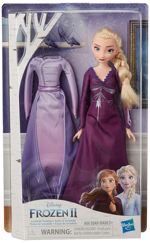 Amazon.com: Muñeca de Frozen Elsa de Disney inspirada en ...