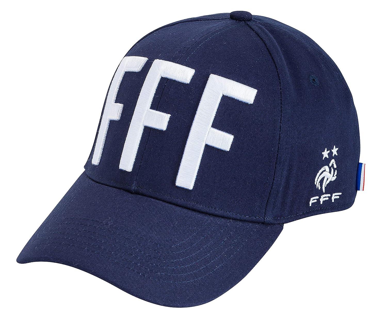 Gorra de Fútbol de France de Fútbol - Colección Oficial - Talla ...