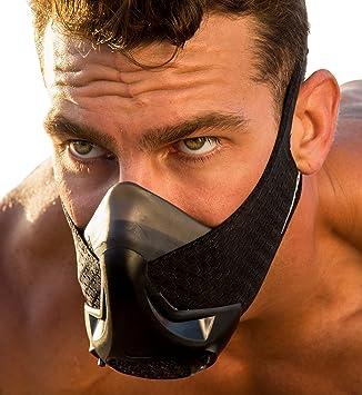 mightybo formación máscara altitud máscara de simulación de elevación Fitness acondicionado Running ejercicio de respiración máscara