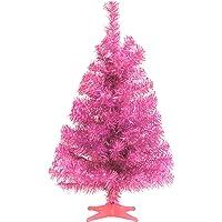 National Tree 2 Foot Black Tinsel Tree Plastic Stand (TT33-704-20-1)