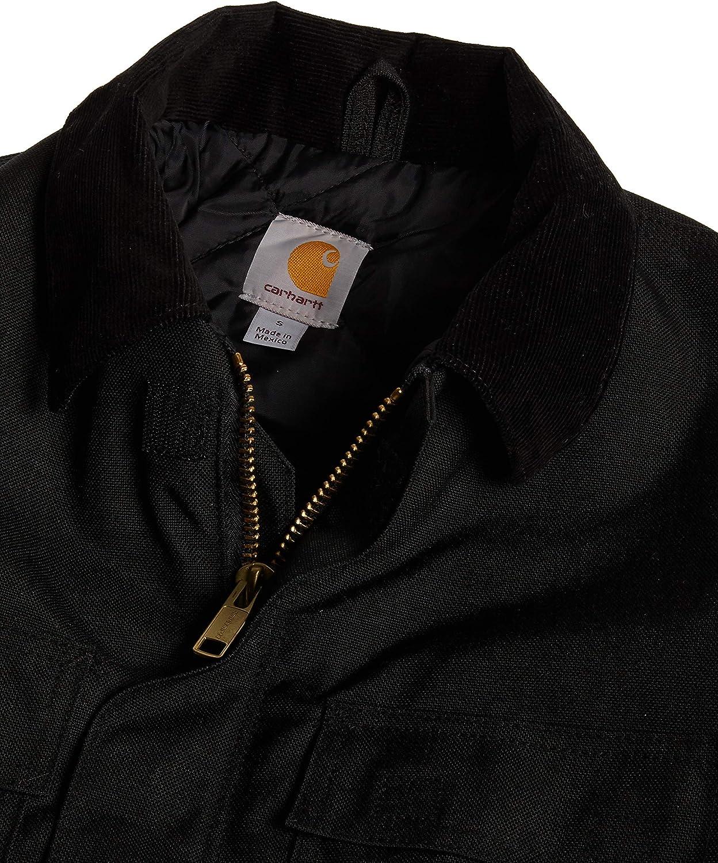 Carhartt Mens Arctic Quilt Lined Yukon Coat C55
