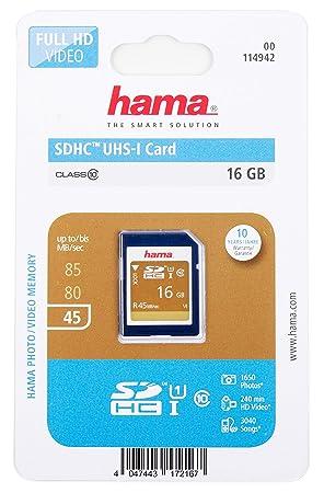 DURAGADGET - Tarjeta de memoria SD para Nikon D3200, D3300 ...