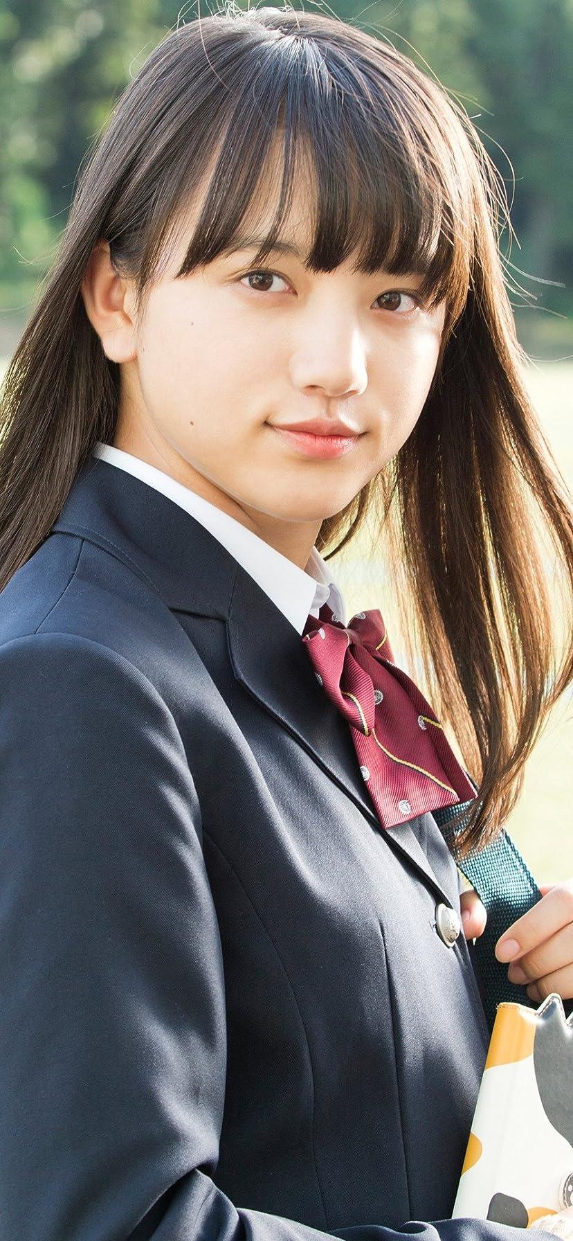 清原果耶 Iphone 11 Pro Max Xr Xs Max 壁紙 女子高生の樫村一期 制服