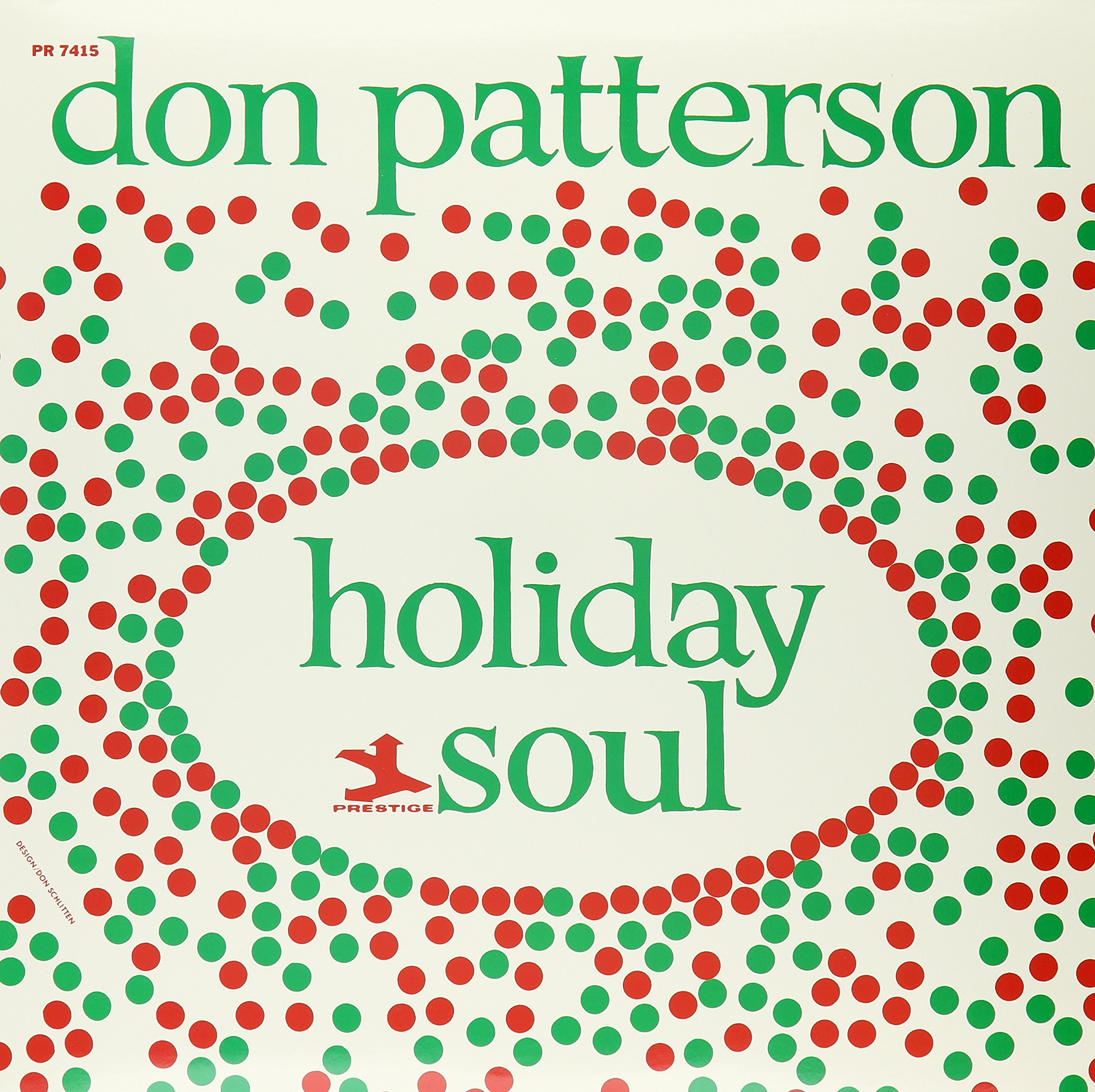 Vinilo : Don Patterson - Holiday Soul (LP Vinyl)
