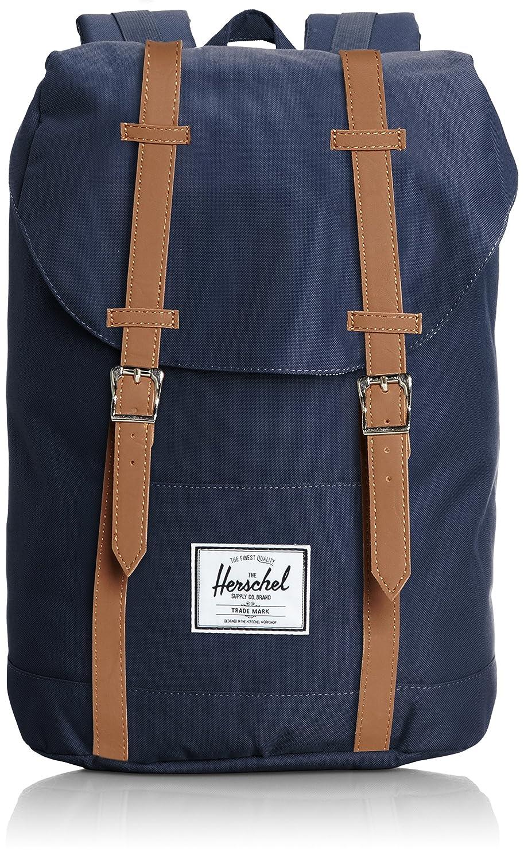 Herschel Retreat Backpack Mochila casual unisex Azul Navy L